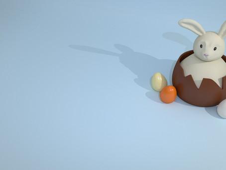 Coelho, ovo, chocolate: quais são as origens das tradições de Páscoa?