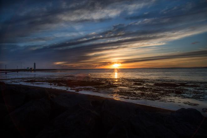 Grotta Lighthouse - Reykjavik