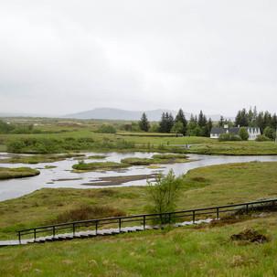 Paisagem do Þingvellir