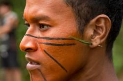 Dia do índio - Aldeia Guarani