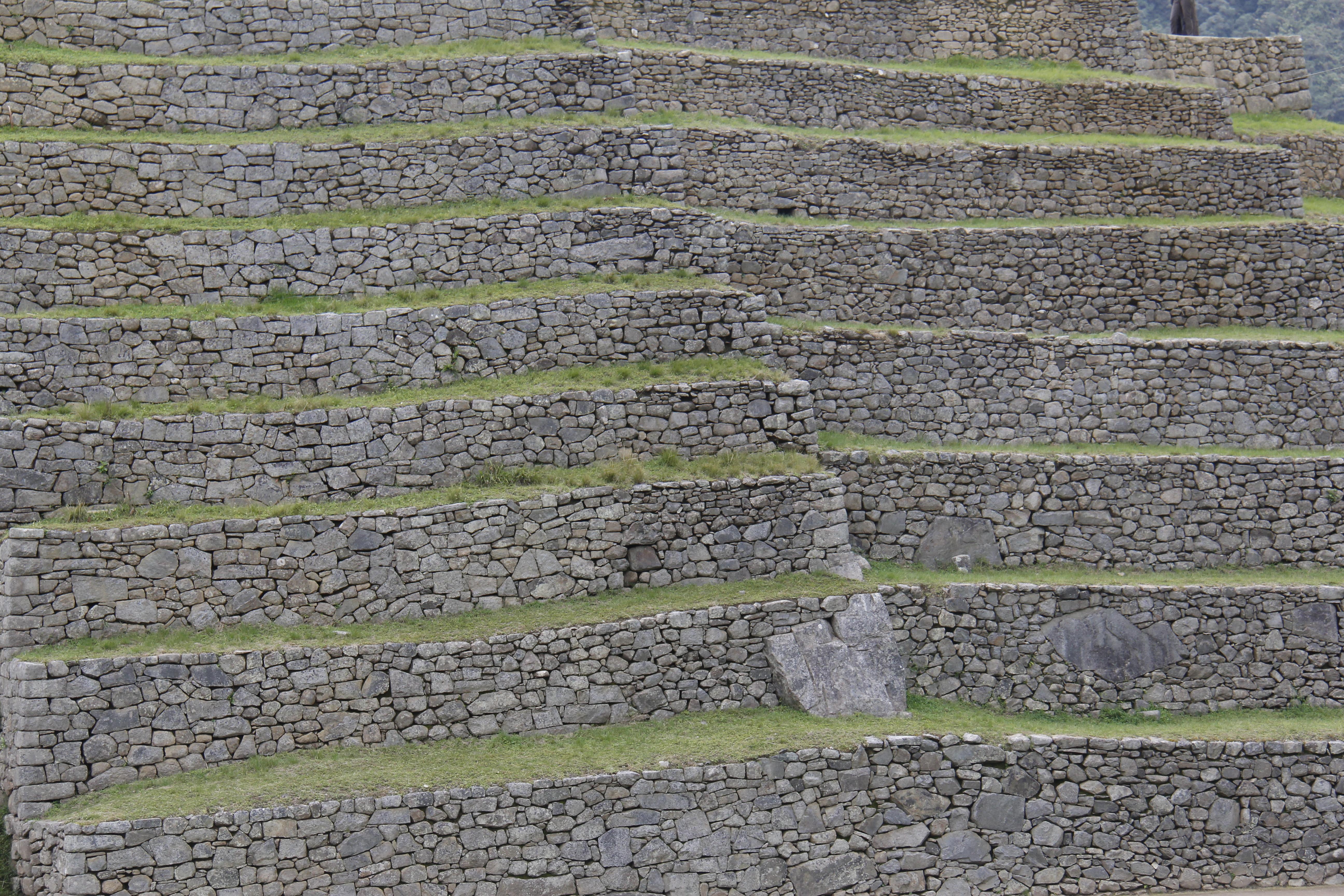 Machu Pichu fotos para decoração