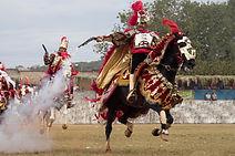 Festa Cavalhada - Pirenópolis - quadros para decoração