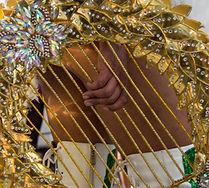 Festa da Padroeira do Brasil - aparecida do Norte  - quadros para decoração