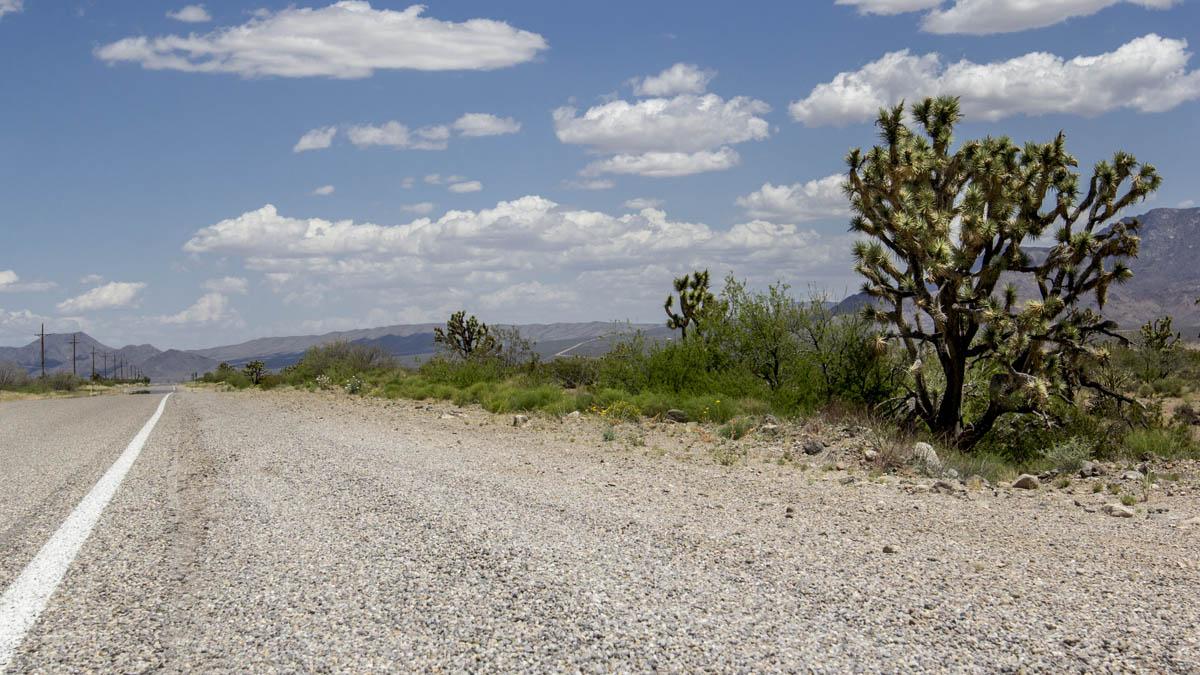 A caminho do West Rim -Grand Canyon