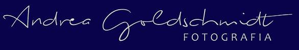 Logotipo Andrea Goldschmidt Fotografia