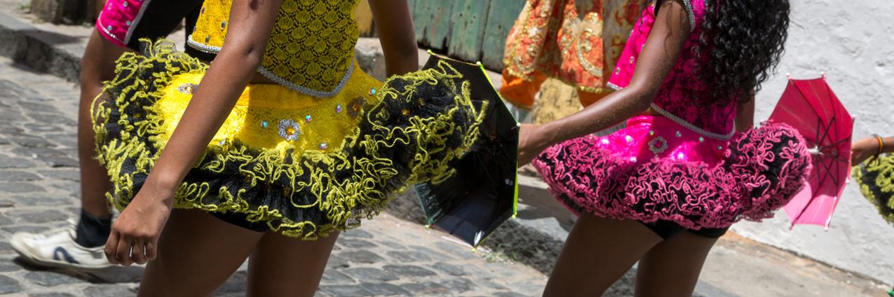 Frevo - Carnaval de rua de Olinda