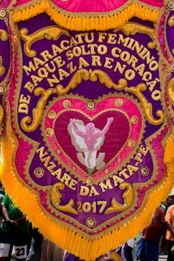 Maracatu_Feminino_Coração_Nazareno