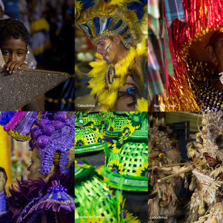 Será que você realmente entende de Carnaval?