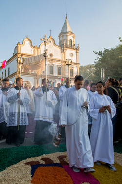 Corpus Christi - Santana de Parnaíba