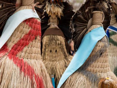 Ritual Toré dos Pankararu em Juazeiro do Norte