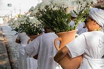 Festa Águas de Oxalá - Araras - quadros para decoração