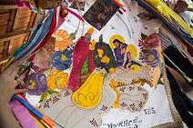 Festa Folia de Reis - Santo Antonio da Alegria  - quadros para decoração
