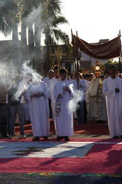 Festa de Corpus Christi - Matão