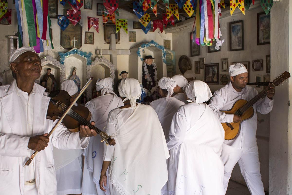 São Gonçalo's Dance