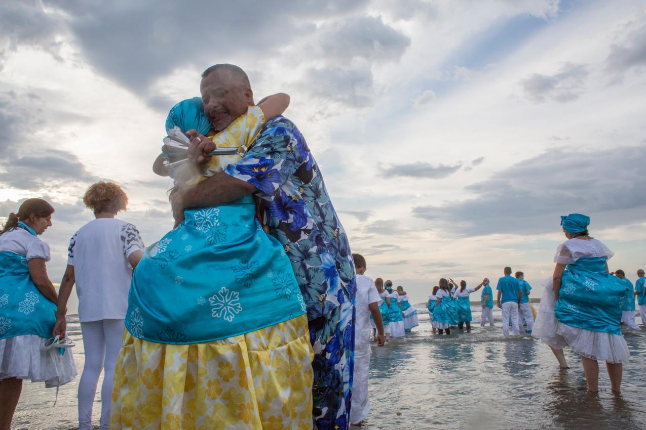 Festa de Iemanjá - Praia Grande (SP)
