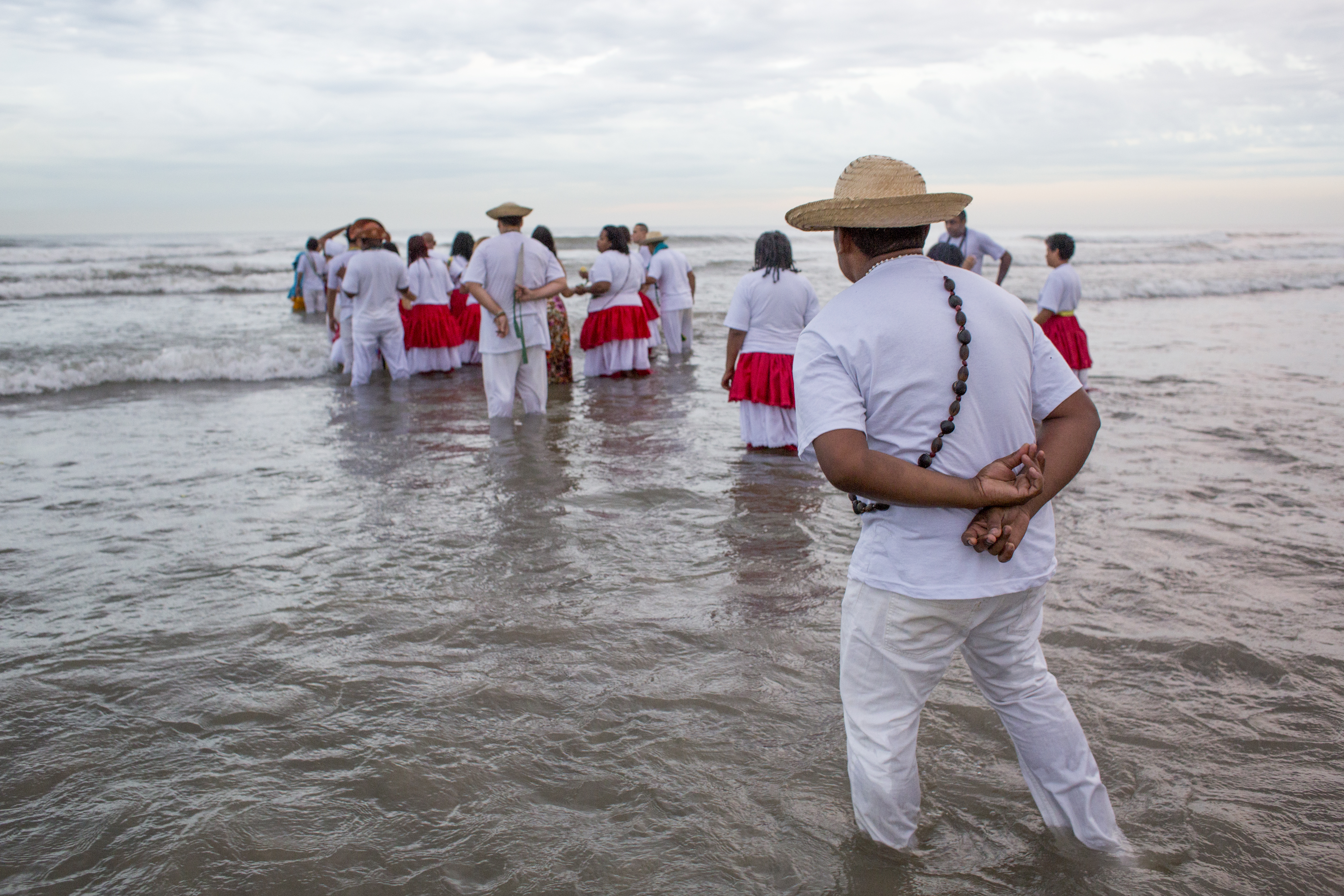 Festa de Iemanjá - Praia Grande