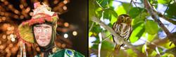 Pantanal e a Festa dos Mascarados