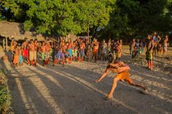 Festa da Batata dos Índios Krahôs