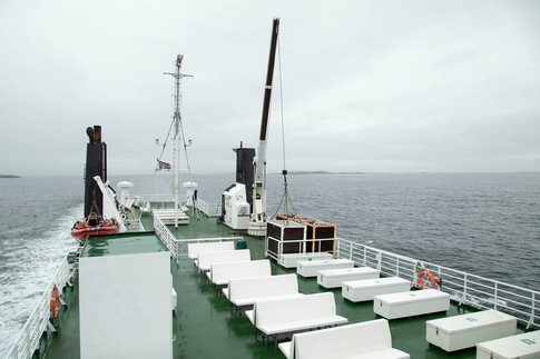 Travessia Westfjords - Snaefellsness Peninsula