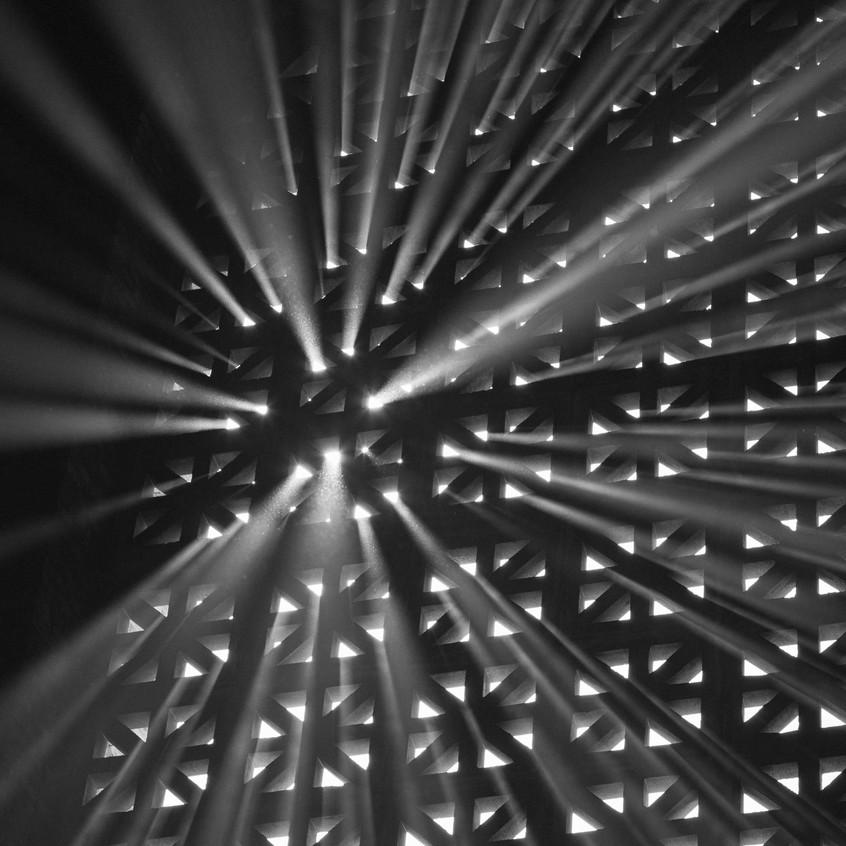 Padroeira Iluminação 55x36cm