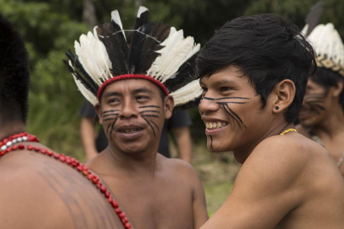 Dia do Índio Aldeia Rio Silveirinhas