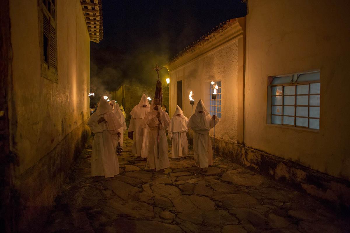 Procissão dos Penitentes - Goiás