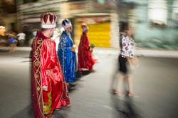 Trios of Kings - Wise man -  de Reis