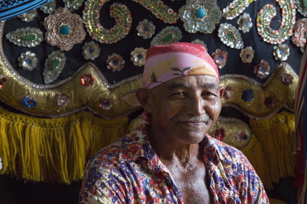 Maracatu Rural no Carnaval