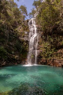 Cachoeira de Santa Barbara