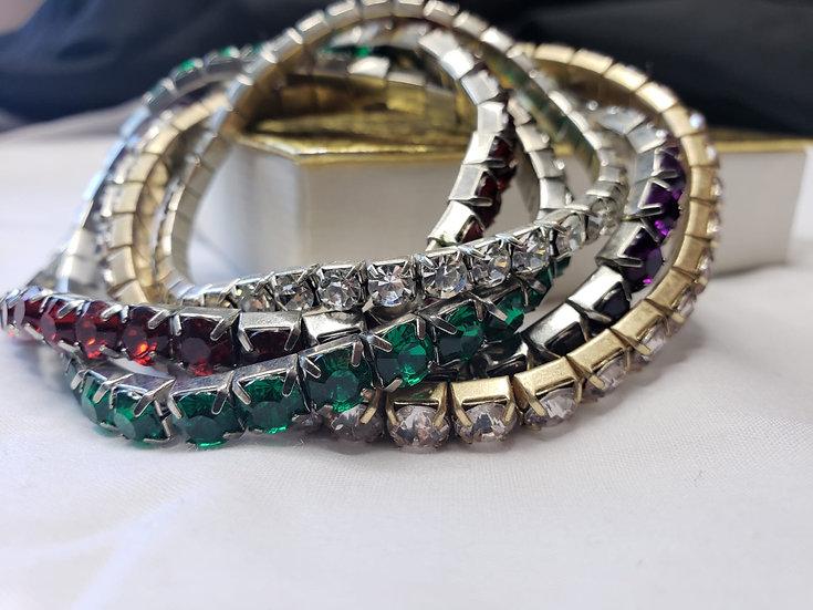 Bejeweled Bracelet Set