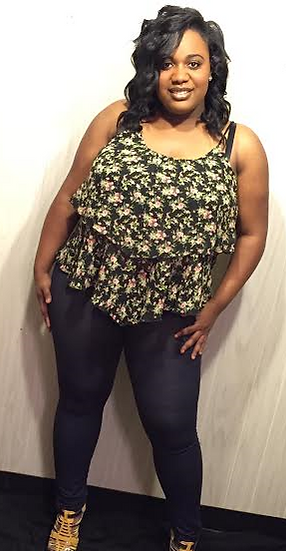 CHIC FLORAL CAMI