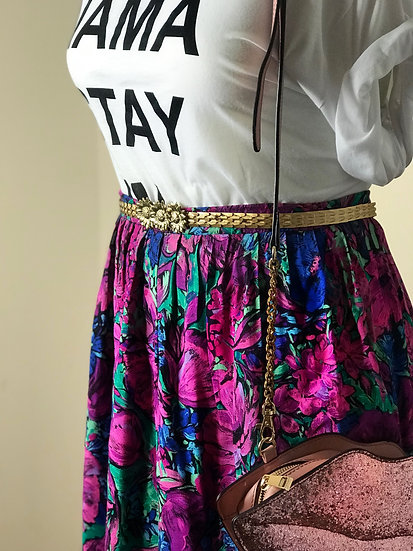 Floral Dreams Skirt