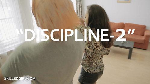 """""""DISCIPLINE-2"""" VIDEO"""