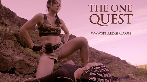 """""""THE ONE (part 2): QUEST """" PICTURES"""