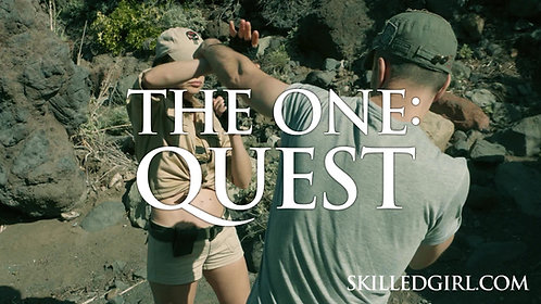 """THE ONE (part 2): QUEST "" VIDEO"