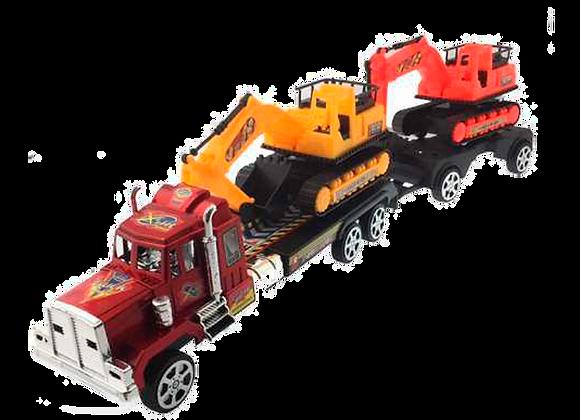 Fricton Power Truck