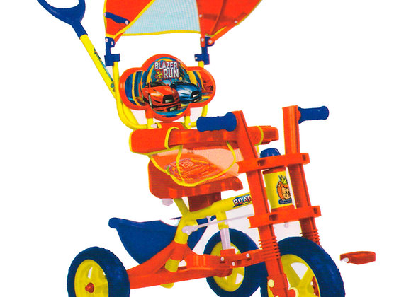 Carreola Junior Baby Rojo