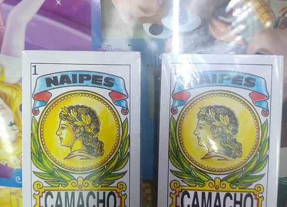 Naipe Español Camacho