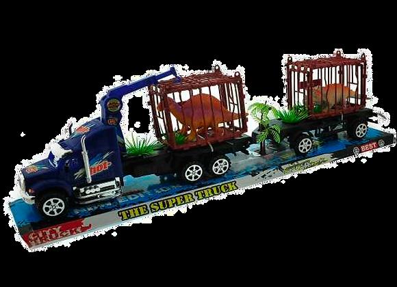 The Super Truck Dinosaurios