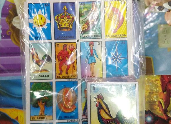 LOTERIA CHICA 10 TABLAS