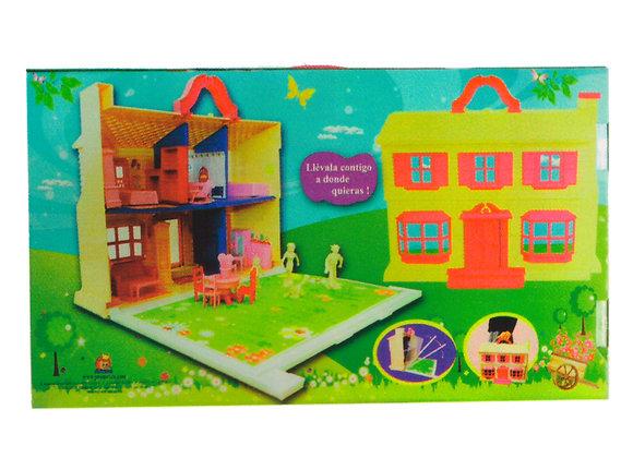 Casa de Muñecas Happy Home