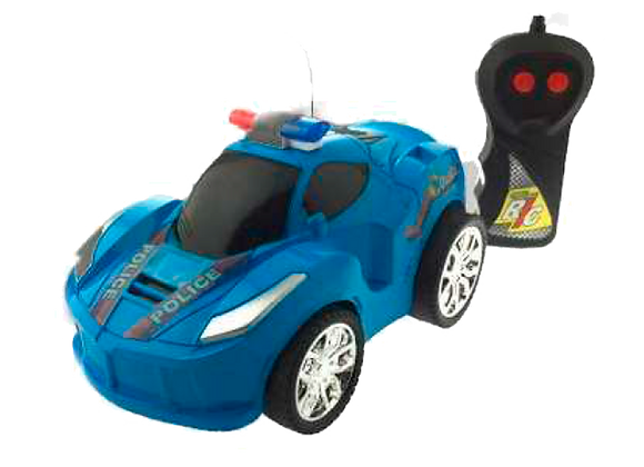Small Car Radio Control