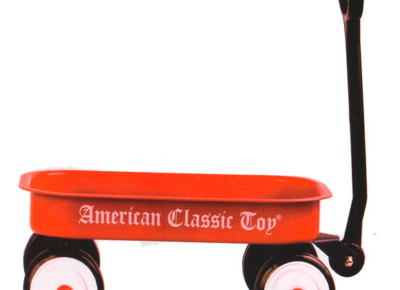 Vagon American Classic Rojo