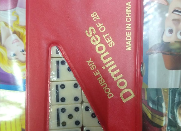 Domino maletín sencillo