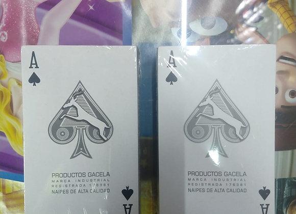 Naipe Americano Iris