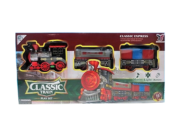 Classic Train Play Set