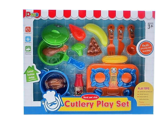 Cutlery Play Set