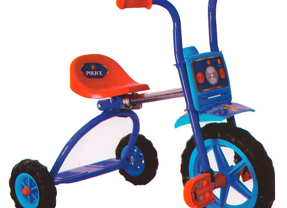 Triciclo Bruno Policia