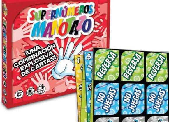 SUPER  NÚMEROS MANOTAZO
