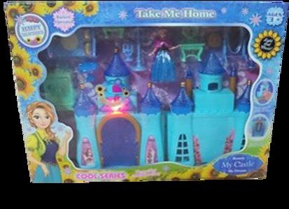 Beauty My Castle/Castillo De Princesas